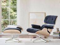 Classic Lounge Chair & Ottoman - Charles & Ray Eames