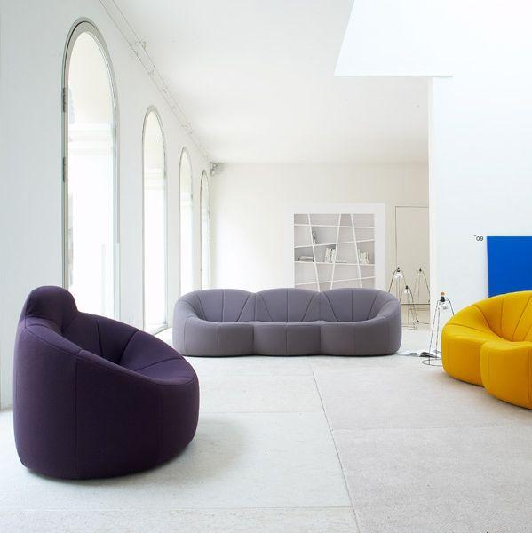 seda ka ligne roset pumpkin n bytek ligne roset. Black Bedroom Furniture Sets. Home Design Ideas